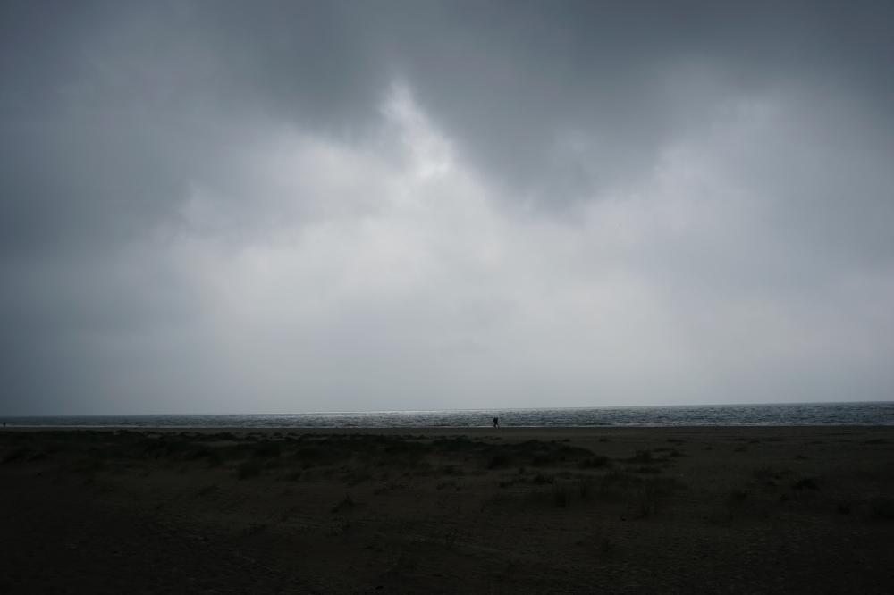 Sky and Sea and Human II