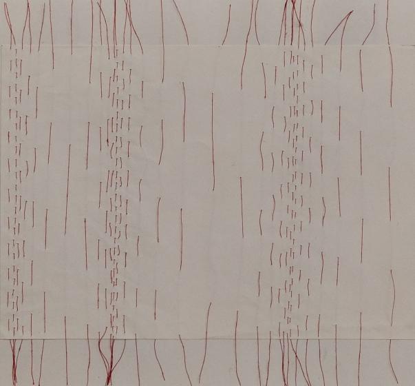 Study for Tides - Rhythms III